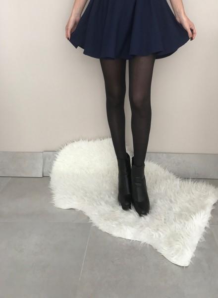 Collant Short Noir  Lycra 40D