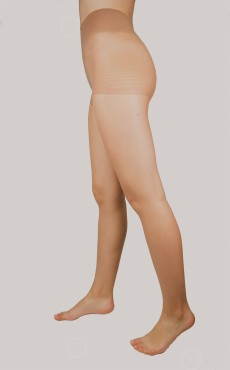 Collant Short Effet bronzant 15D