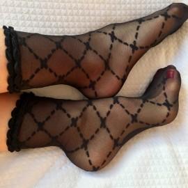 Socquettes grace noire
