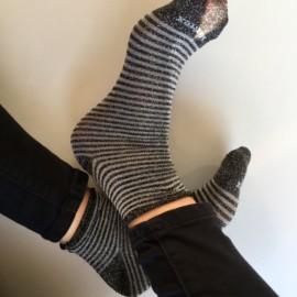 Chaussettes 1000F noire