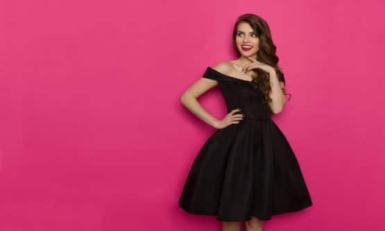 Quel collant porter avec une robe noire ?
