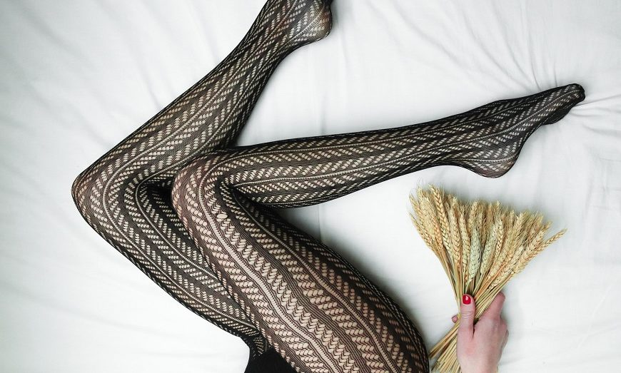Comment porter les collants fantaisie ?