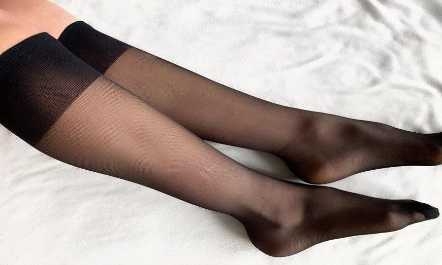 Quelle est la différence entre une chaussette et un mi-bas ?